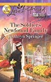 img - for The Soldier's Newfound Family (Love Inspired, Texas Twins) book / textbook / text book