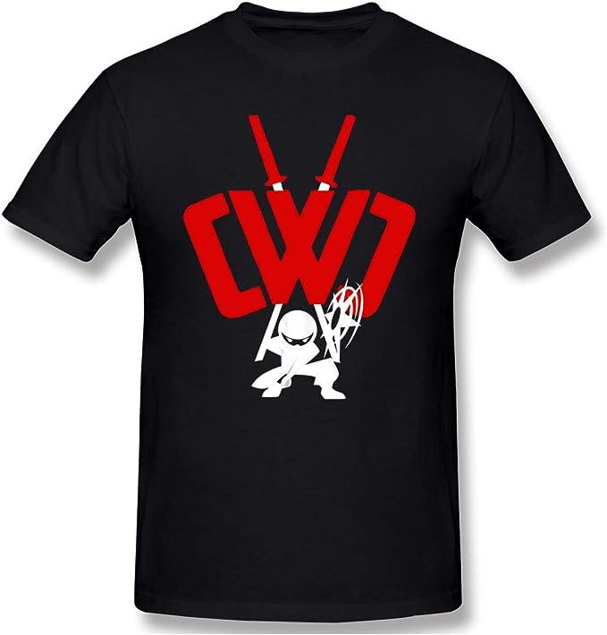 Amazon.com: CWC Chad Wild Clay Ninja - Camiseta de manga ...