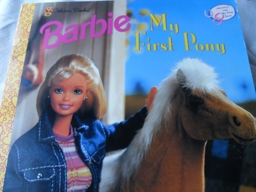 Barbie My First Pony