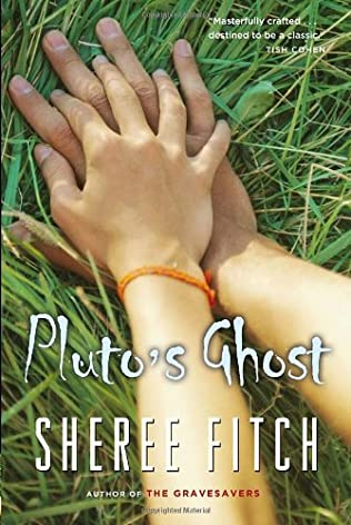 book cover of Pluto\'s Ghost