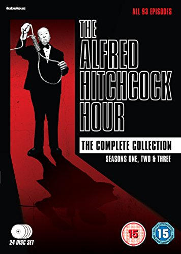 (The Alfred Hitchcock Hour (Complete Collection) - 24-DVD Box Set ( The Alfred Hitchcock Hour - Seasons 1, 2 & 3 (93 Episodes) ) [ NON-USA FORMAT, PAL, Reg.0 Import - United Kingdom ])