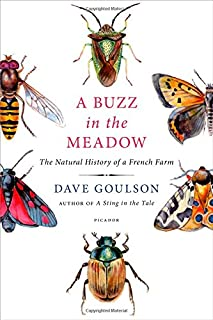 Book Cover: A Buzz in the Meadow: The Natural History of a French Farm