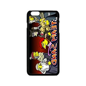 KORSE Naruto simpsons Case Cover For iPhone 6 Case
