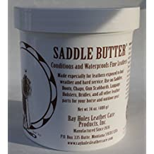 Ray Holes Leathercare Products Saddle Butter 14 oz