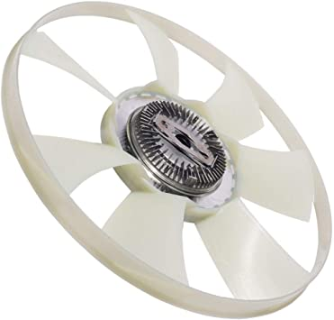 New Engine Cooling Fan Blade Clutch For Dodge Sprinter 2500 3500 Freightliner
