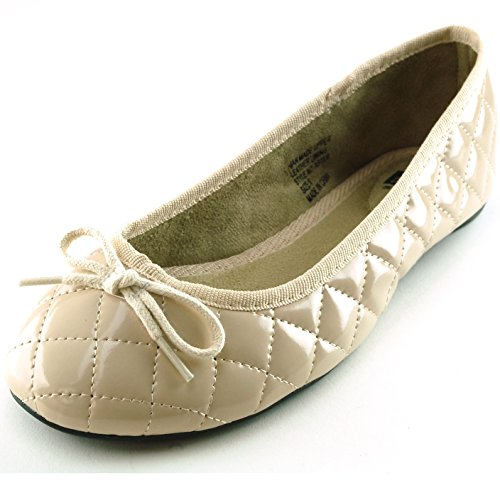 Alpine Flats On Slip Patent Swiss Ballet Tan Women's Aster Leather OrpOfqwC