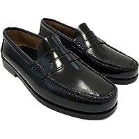 ¡Novedad! ZAPATISIMOS - Zapatos Castellanos para Hombre de Piel, mocasín Artesano, Antifaz, Suela de Cuero. Fabricado en…