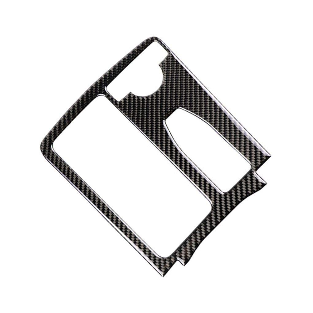 Republe Cup in Fibra di Carbonio Pannello di Holder Cover di Ricambio per Mercedes W204 2007-2013 W212 2010-2012 C Classe E Classe
