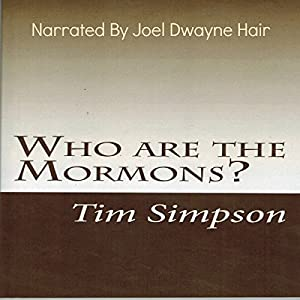 Who Are the Mormons? Audiobook