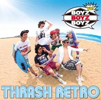 Amazon | THRASH RETRO | BOYZBO...