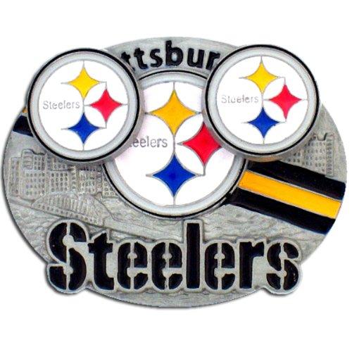 NFL Pittsburgh Steelers 4 in 1 Trinket Box