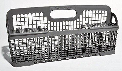 Replaces Whirlpool KitchenAid Dishwasher Silverware Basket 8531233 Gxfc