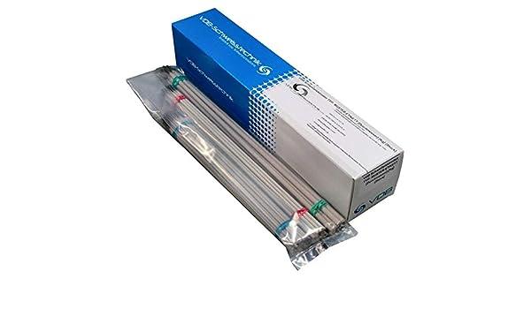 Sudor electrodos acero inoxidable 1.4430 - 1,6 x 250 mm ...