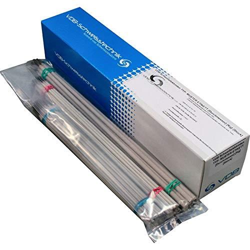 Schweisselektroden Edelstahl 1.4430-316 2.0 /& 2.5 mm - jeweils ca. 250g MIX Von 1.6 bis 4.0 mm
