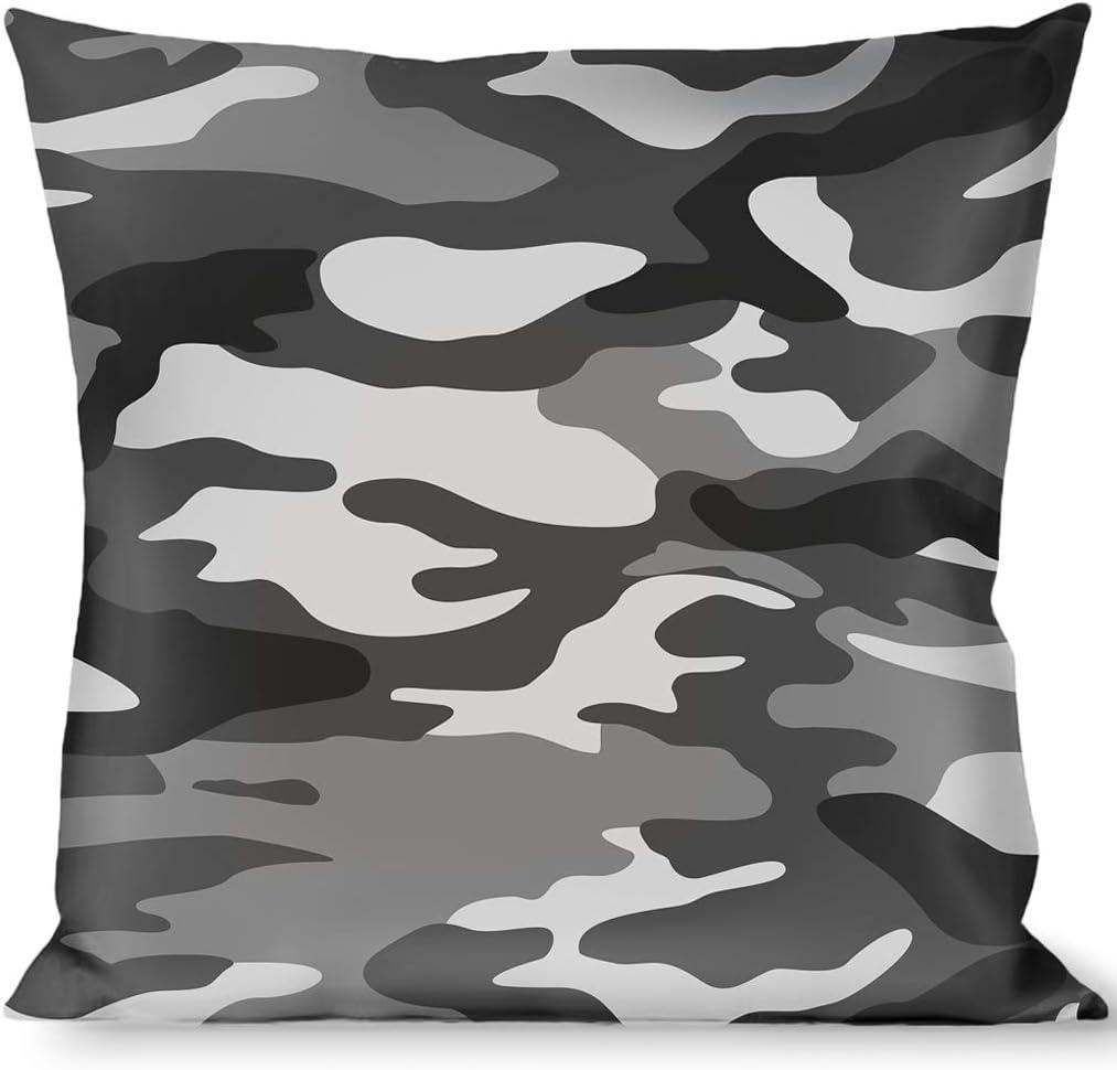 Amazon Com Pillow Decorative Throw Camo White Home Kitchen