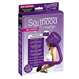 conditioning dryer - Deluxe Softhood Hair Dryer Attachment - purple