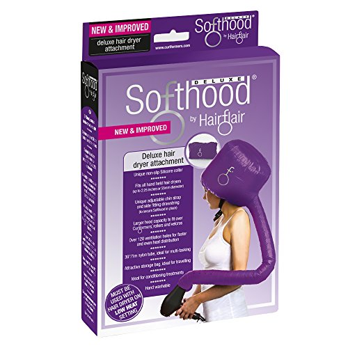 Genuine Patented Softhood Hair Attachment product image