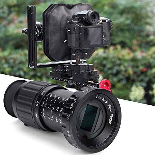 Acouto VD-11X Micro Director's HD Viewfinder Scene Viewer Phototgarphy Accessory by Acouto (Image #2)