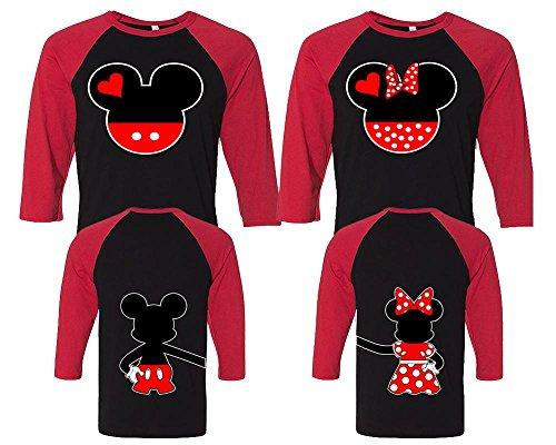73a75bb5 Mickey and Minnie Couple Shirts, Matching Couple Shirts, Disney Shirts,  King And Queen Shirts