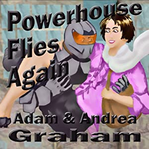 Powerhouse Flies Again Audiobook