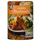 Morrisons Golden Breadcrumbs, 175g