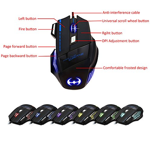 how to change mouse hz