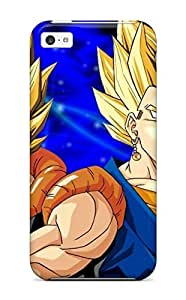 High Quality Kyle Fitzgerald Vegito And Gogeta Skin Case Cover Specially Designed For Iphone - 5c