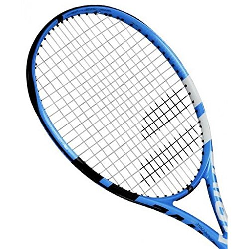 Babolat 2019 Pure Drive 110 Tennis Racquet - Quality Babolat String (4-3/8)
