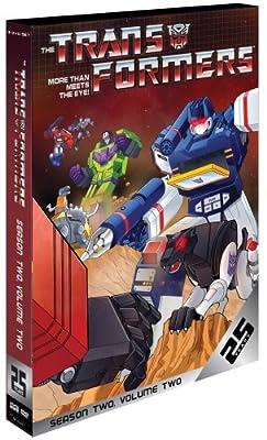 Transformers: Season 2, Vol. 2 (25th Anniversary Edition)
