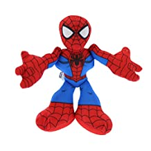 Hasbro Marvel Super Hero Adventures Playskool Heroes Spider-Man Plush Toy