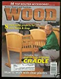 img - for Better Homes & Gardens Wood Magazine January 1996 book / textbook / text book