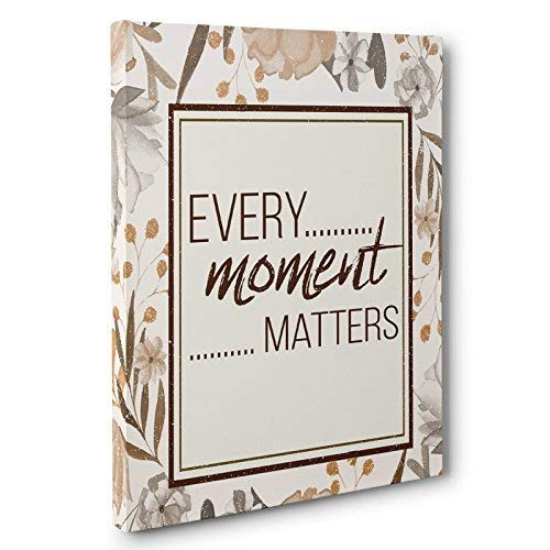 Every Moment Matters Canvas Wall Art