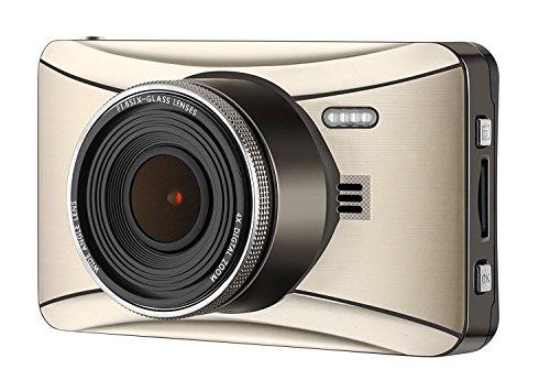 "OldShark Dash Cameras for Cars, 1080P Car Camera Full HD 170° Wide Angle Car Dashboard Cameras 3.0"" LCD Metal Driving Recorder with G-Sensor, Night Vision, WDR, Loop Recording"