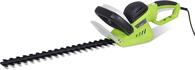 Stream Electric Hedge Trimmer Cutter with Blade - Manoeuvrable