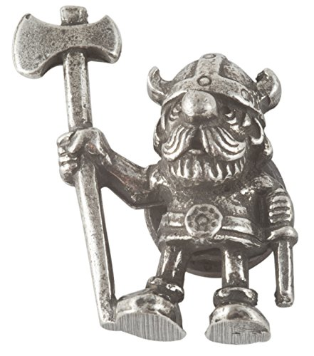 - Viking Warrior with an Axe Pewter Magnet