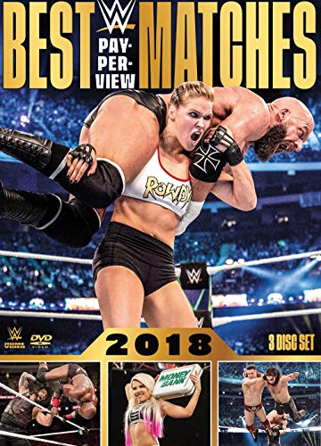 WWE: Best PPV Matches 2018 (DVD)