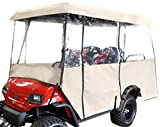 Madjax Universal Enclosure for Most Golf Cart Models Will fit Carts with 88'' Top