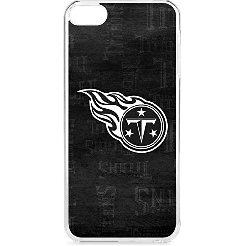 (Skinit NFL Tennessee Titans iPod Touch 6th Gen LeNu Case - Tennessee Titans Black & White Design - Premium Vinyl Decal Phone Cover)