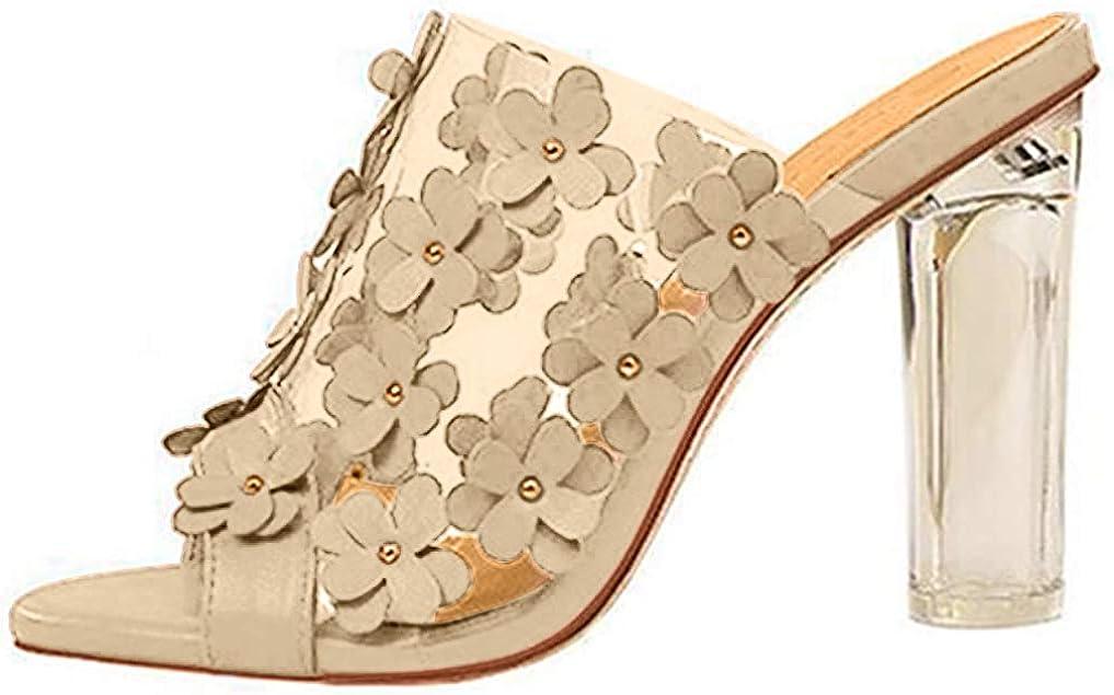 MAMRE High Heel, Mule Sandals