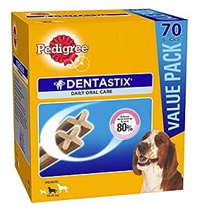 Pedigree Dentastix Pet Medium Dog Click on image for further info.