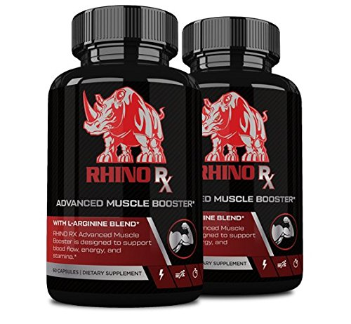 Rhino RX- Advanced Muscle Booster