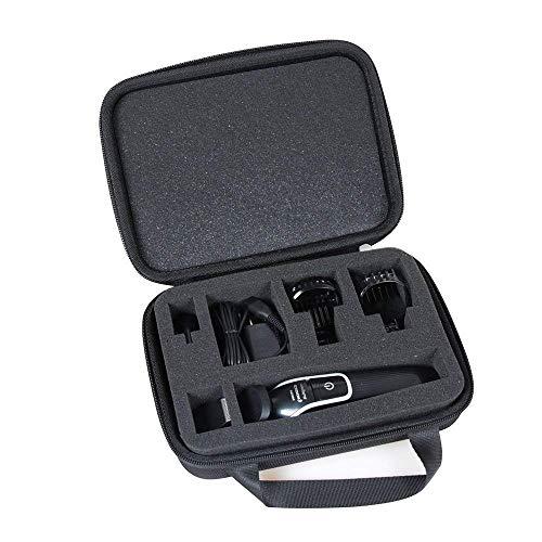 Hermitshell Travel EVA Hard Protective Case fits Philips Norelco Multigroom Series 3100 QG3330 QG3330/49