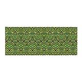 Kess InHouse Pom Graphic Design Animal Temple II Bed Runner, 34'' x 86''