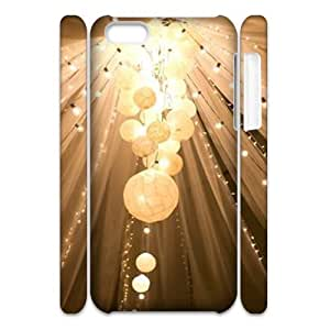 Lanterns 3D-Printed ZLB818384 Custom 3D Phone Case for Iphone 5C