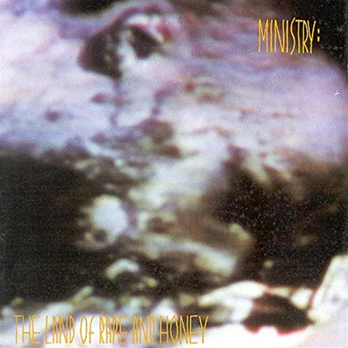 Cd Ministry - Land of Rape & Honey