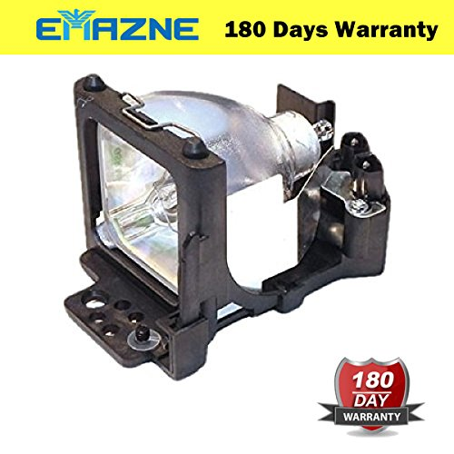 Emazne DT00401/DT00461/DT00521/DT00511 Projector Replacement Compatible Lamp With Housing For Hitachi CP-HS1000 CP-HS1050 CP-HS1060 CP-HS1090 CP-HX1050 CP-HX1060 CP-HX1080 CP-HX1090 CP-HX1095 CP-HX109