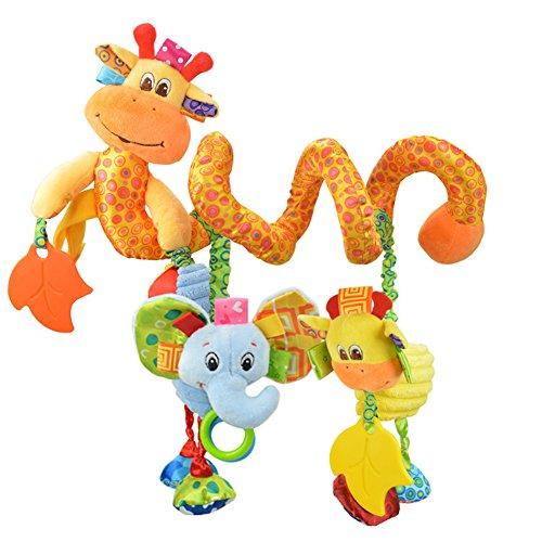 Genda 2Archer Baby Cute Deer Plush Multifunctional Toys Arou