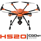 Yuneec H520 + CGOET System | H520 airframe, CGOET 3-axis gimbal camera, ST16S, Filter Ring, Two 520 Battery, Lanyard, Charging Cube