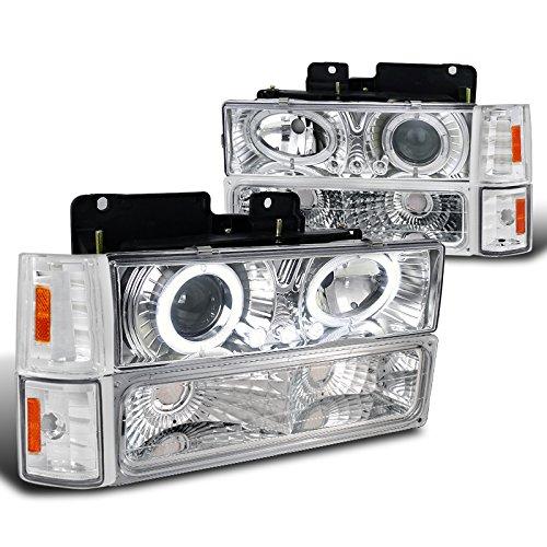 1998 c1500 projector headlight - 9