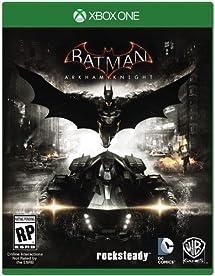 Amazon.com: Batman: Arkham Knight - Xbox One: Whv Games ...